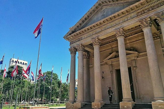 Cultural City 3 Hour Tour in Asuncion by Bus