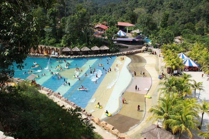 Bukit Gambang Water Park Admission Ticket