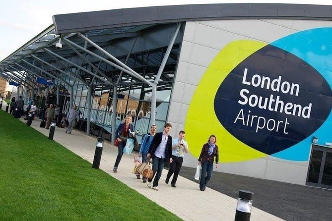 Private Southend Departure Transfer - Hotel / Accommodation to Airport