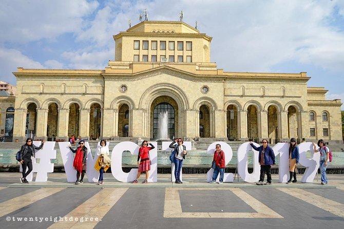 Private Yerevan City Tour: Yerevan History museum, Megeryan, Tsitsernakaberd