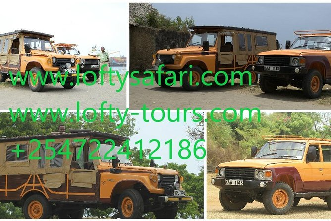 2 Nights Tsavo West Ngulia Safari Lodge and Tsavo East Voi Safari Lodge
