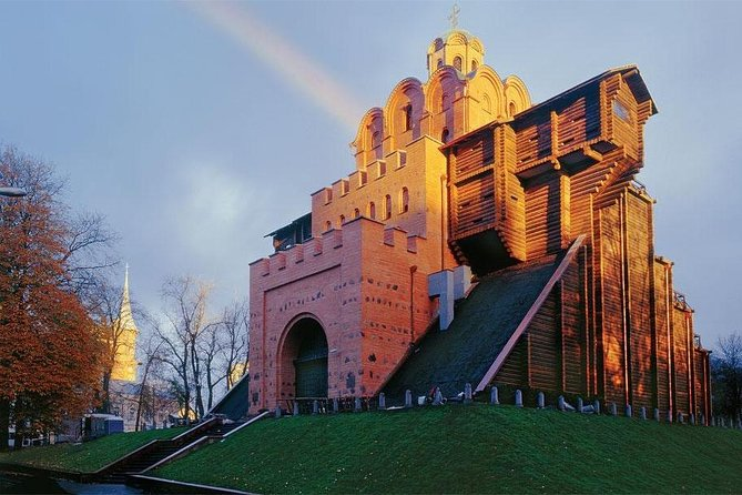 2 hours Private Walking Tour in Ancient Kiev