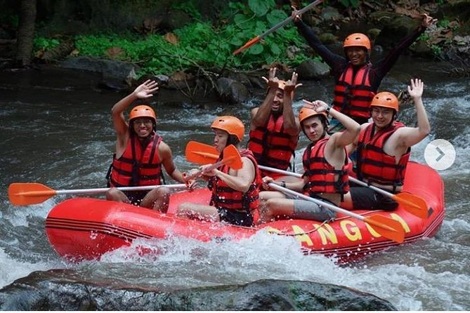 Mount Batur Trekking (Sunrise) and river rafting