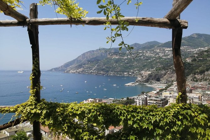 Best of Amalfi Coast in One Day with a Native Driver & Luxury Minivan