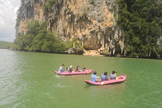 Private JAMES BOND at Phang Nga Bay