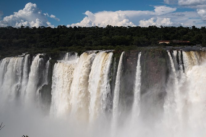 Iguazu Falls from Asuncion. Full day tour