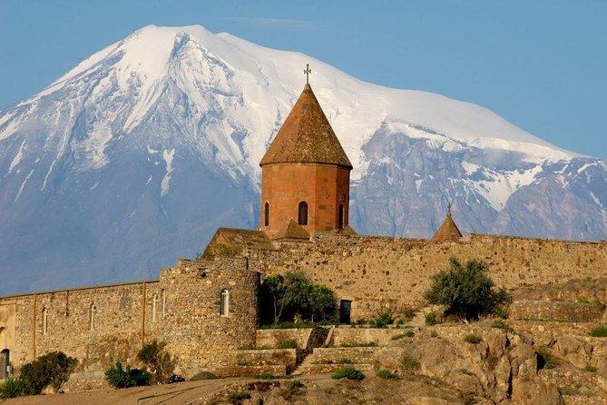 Yerevan-Echmiadzin(Hripsime,Gayane,MotherCathedral)-Zvartnots-Khor Virap-Yerevan