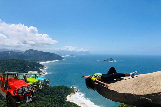 Pedra do Telegrafo Jeep Adventure