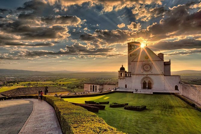 Day Trip from Florence: Orvieto and Assisi - private tour