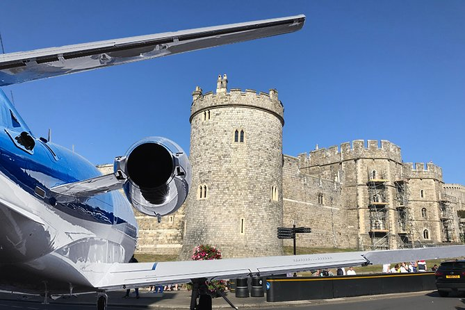 Windsor Castle Heathrow Airport Private Layover