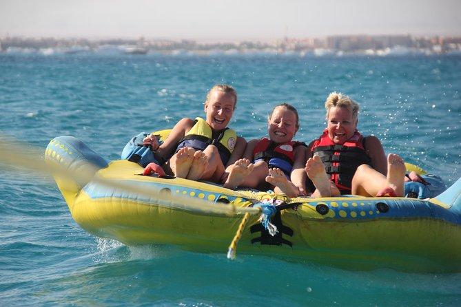 Royal Sea Trip Giftun Island ( 2 stop snorkeling - fishing - banana & quadra )