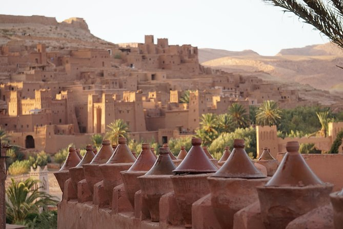 Full Day Private Tour to Kasbah Ait-benhaddou from Marrakech
