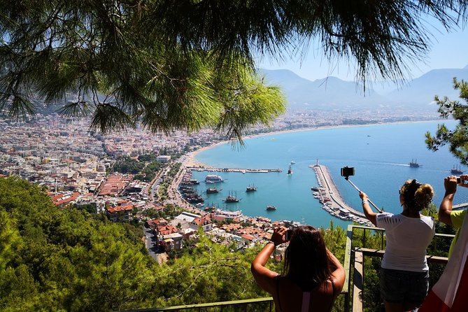 Alanya Castle With Cable Car and City Sightseeing Tour