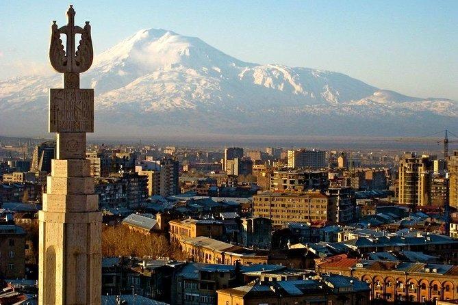 Cultural Walking Tour in Yerevan