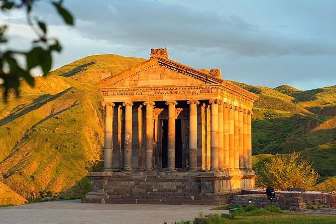 Tour to Khor Virap, Geghard and Garni Temple, Private 7 hours photo 1