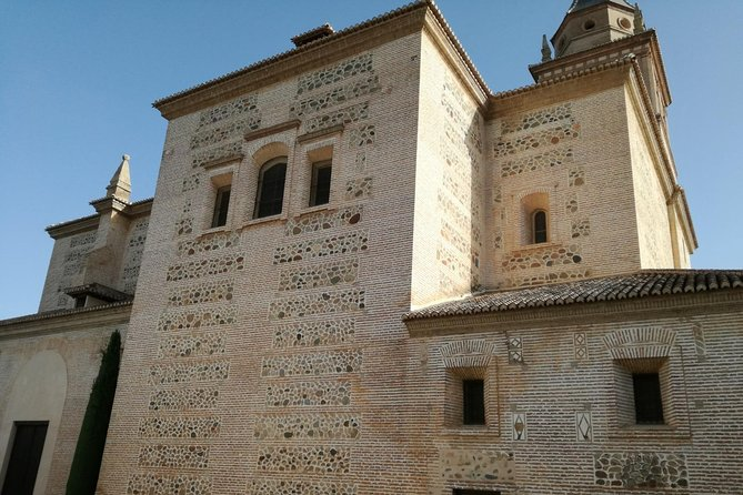 Granada : walking tour with a local guide