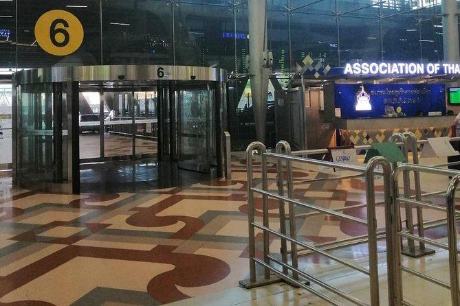 Bangkok Airport Transfer