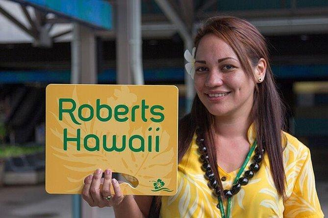 Airport Express Shuttle - Honolulu Airport to Waikiki Hotels