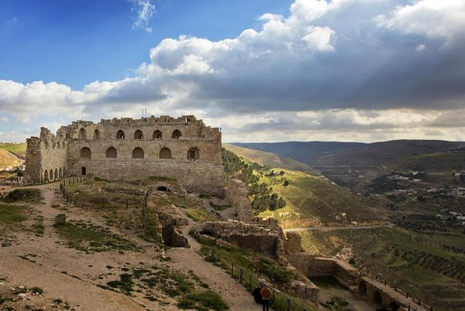 King's Way To Petra From Amman Or Dead Sea Or Airport