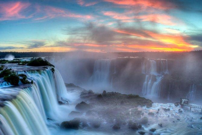 airport transfers iguazu falls argentina