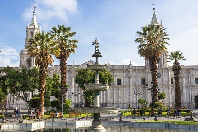City Tour Arequipa & Santa Catalina Monastery
