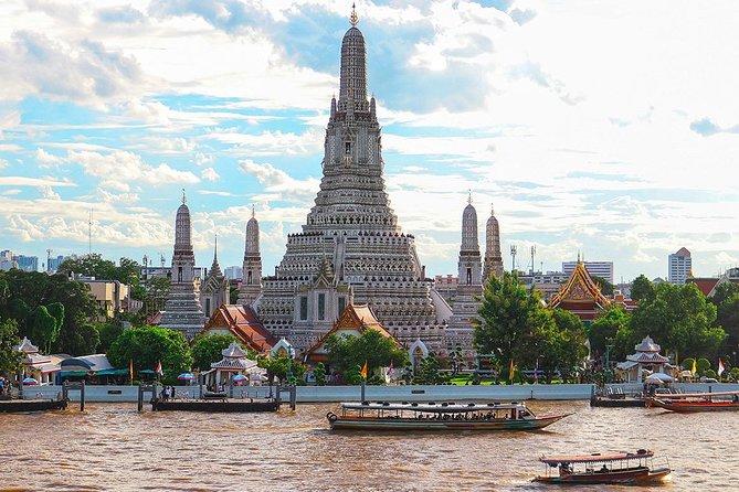 The contrasts of Bangkok - All the colors of Bangkok