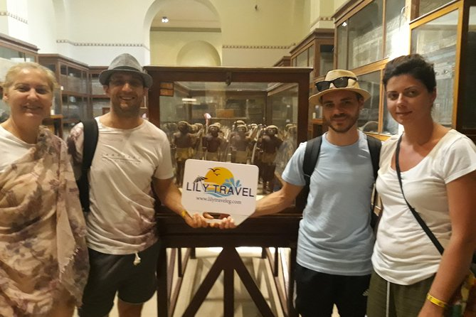Half-Day Private Tour Old Cairo and Egyptian Museum