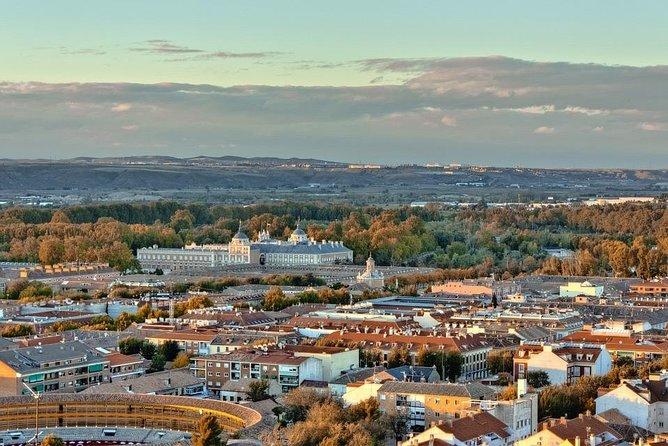 Aranjuez - Toledo - From Madrid