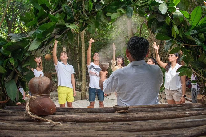 Temazcal and Blessing Ceremony at Emotions