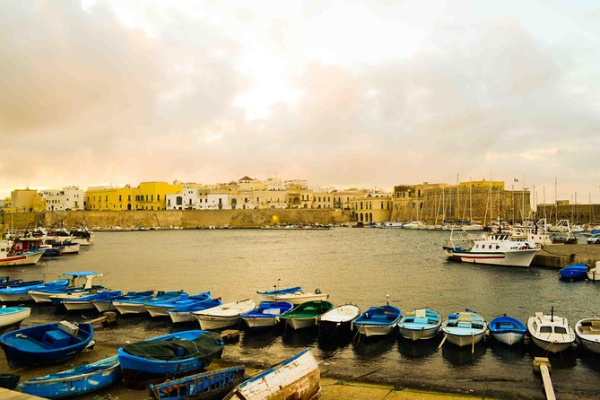 Private tour of Lecce and Gallipoli with wine tasting & Light lunch - From Lecce