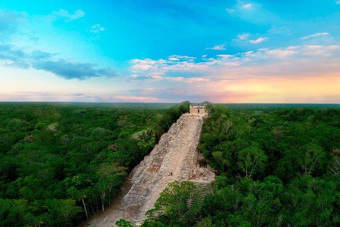 Combo Tulum Coba Cenote swim & Chocolate , Honey + Isla Mujeres