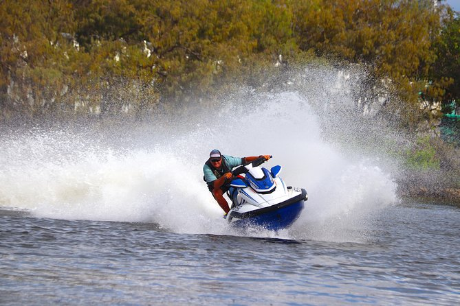 2.5hrs Jetski Tour with island stopover / Self Drive / No experience needed