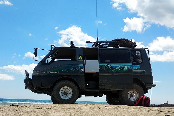 Russky island HIGHLIGHTS - off-road tour