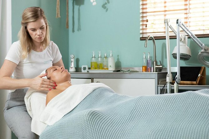 Energetic facial & massage