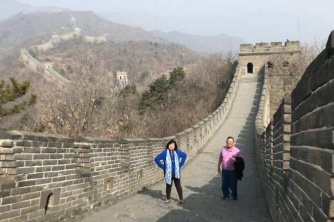 Mutianyu Great Wall and Ming Tombs Private Tour (Non-Shopping)