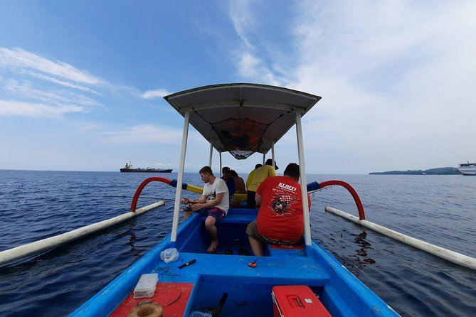 Full Day Fishing Tour in Candidasa with Pick up