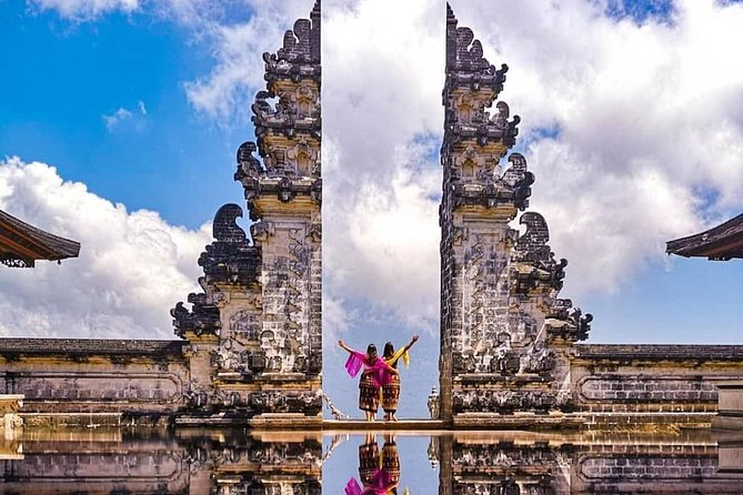 Private Fullday Tour : The Gate of Heaven of Lempuyang Temple and East of Bali