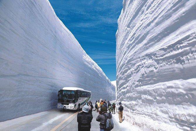 Go for The Overwhelming Murodou Yuki no Otani Snow Wall!
