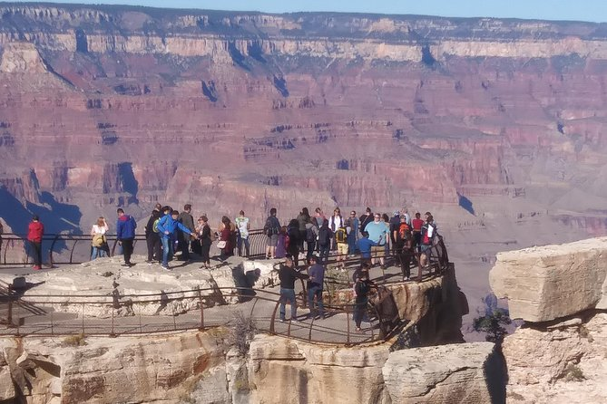 Private / Semi private Grand Canyon South Rim VAN tours