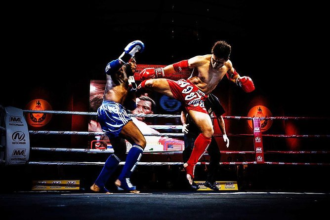 Chiang Mai's Thapae Muay Thai Boxing Stadium Ticket