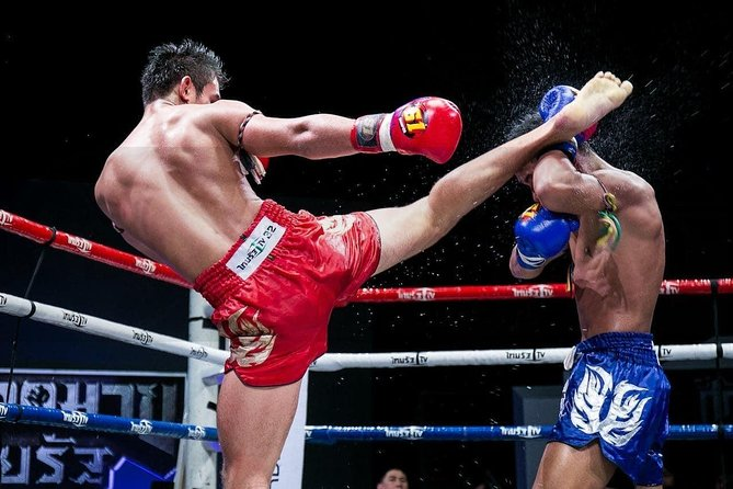 Muay Thai Boxing at Patong Boxing Stadium 2021 - Phuket