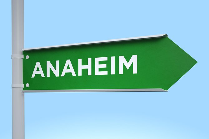Beverly Hills/W. Hollywood Private Transfer To Anaheim Resort.