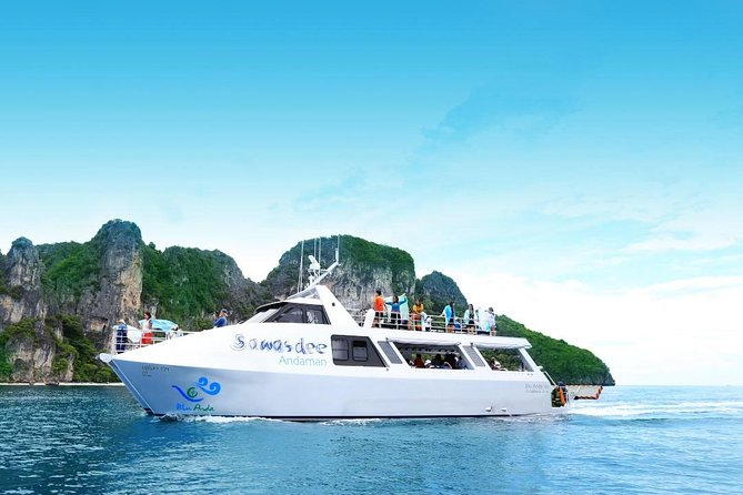 Blu Anda Catamaran to Phi Phi from Phuket