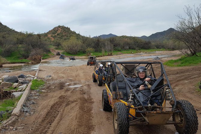 2 Person Guided U-Drive ATV Sand Buggy Tour Scottsdale/Phoenix photo 24