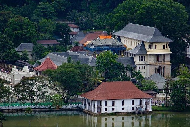 Private Day Trip to Kandy from Colombo