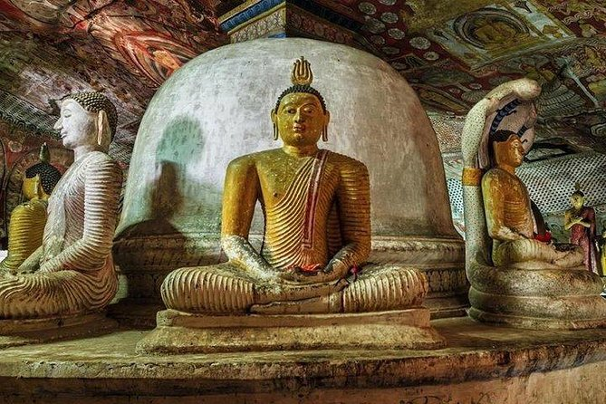 Explore The Heritage Sites In Sri Lanka - 7 Days 6 Nights