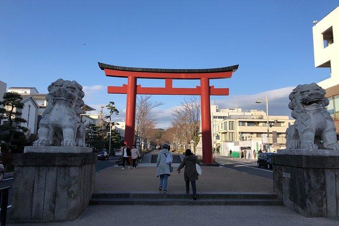 Hidden Temples in Kamakura