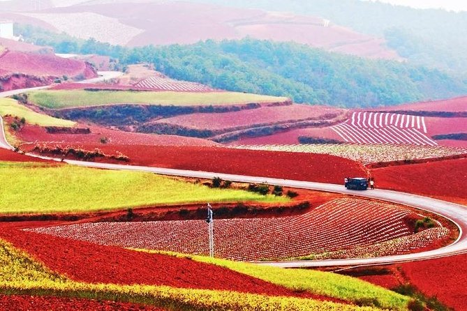 Kunming One Day Photography Tour to Dongchuan Red Land