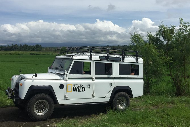 West Bali Belimbing Rice Terrace By 4 Wd Jeep Tour
