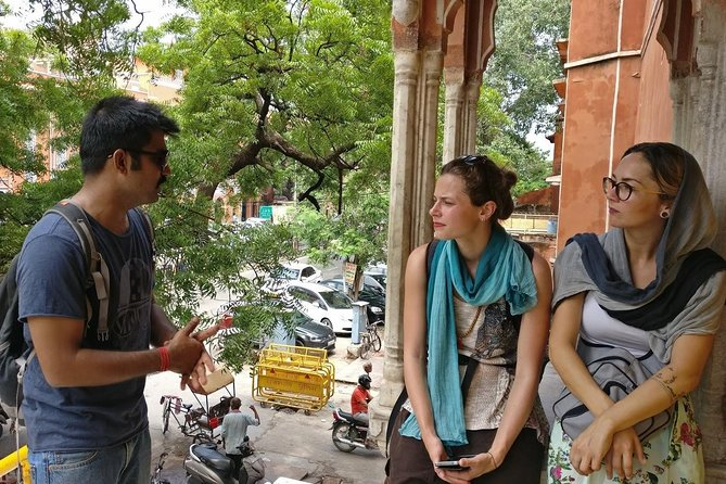 Heritage & Cultural Trails of Bikaner (2 Hours Guided Walking Tour)